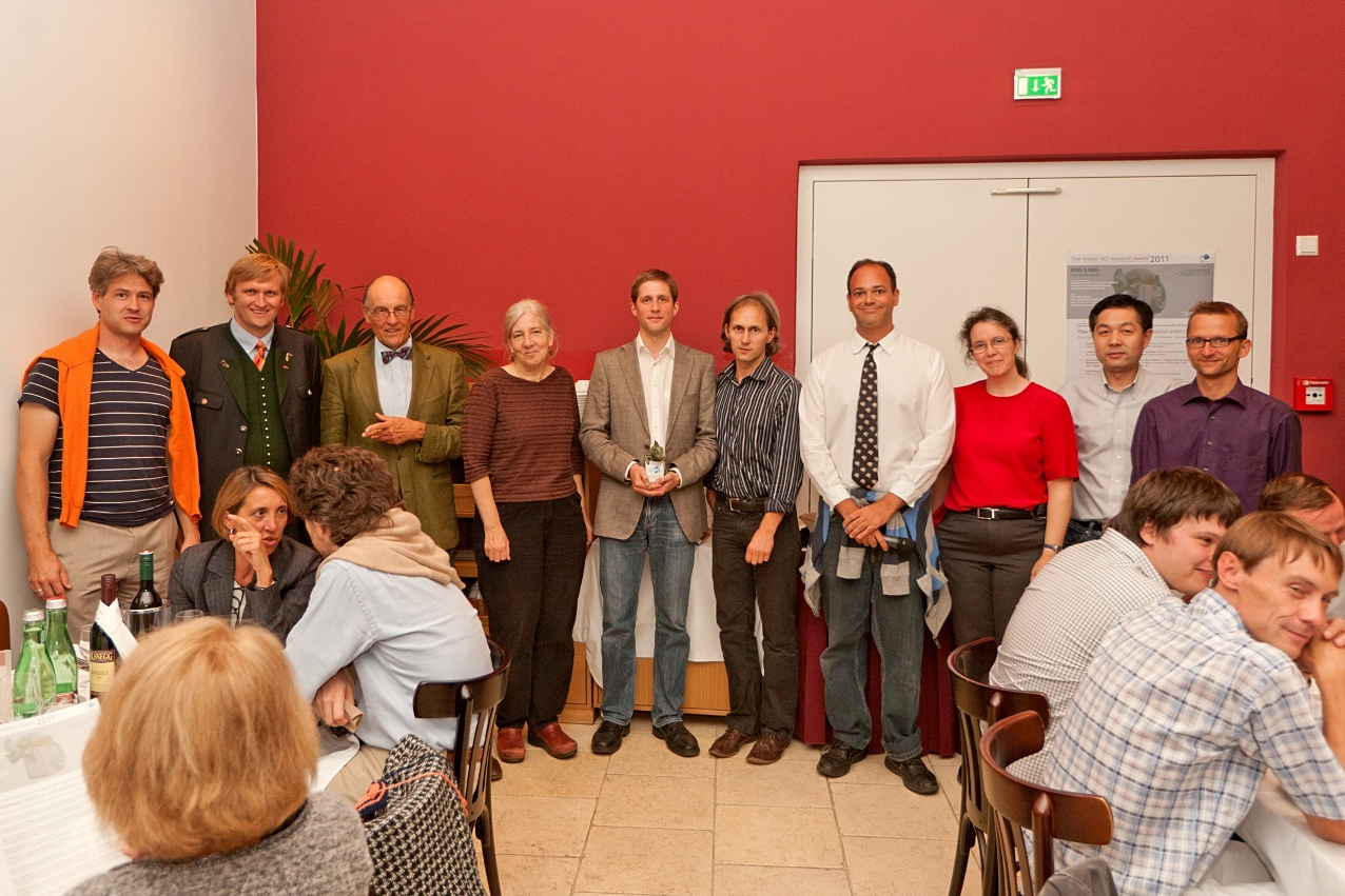 award2011 WinnerOrganizersJury